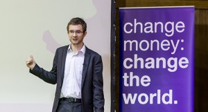 Positive Money founder Ben Dyson